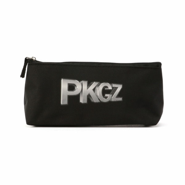 PKCZ PENCIL CASE-METAL LOGO