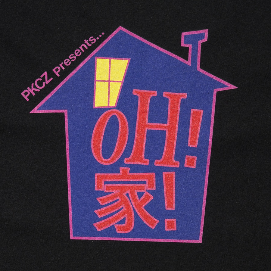 OH!家! TEE | PKCZ | VERTICAL GARAGE OFFICIAL ONLINE STORE ...