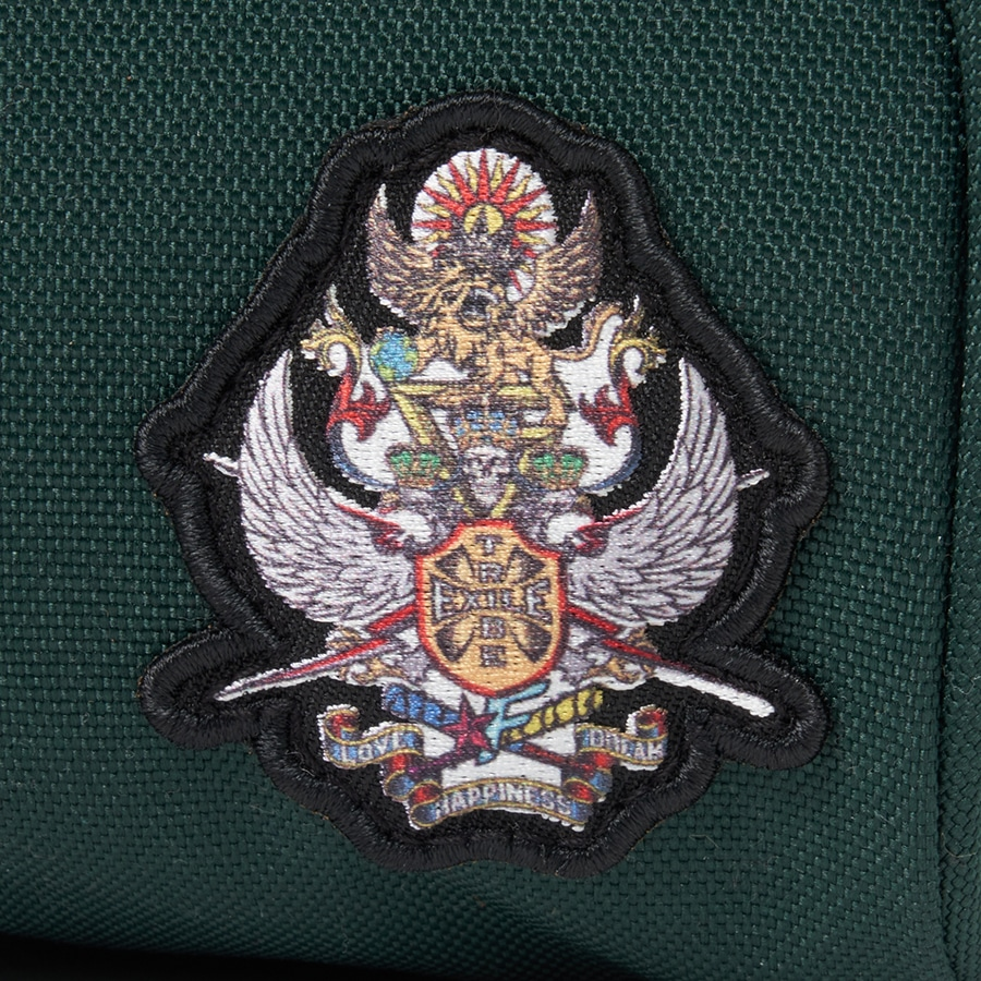 EXILE TRIBE EMBLEM Pouch 詳細画像 Green 2