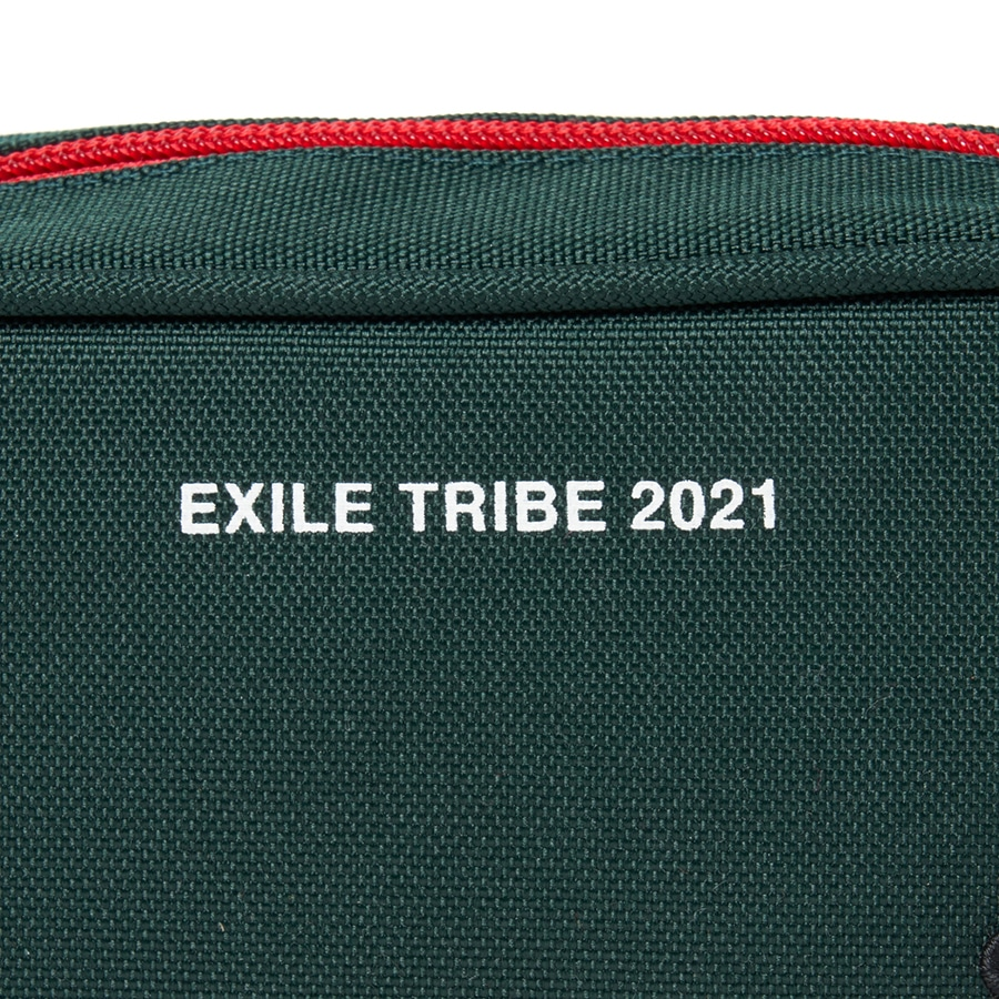 EXILE TRIBE EMBLEM Pouch 詳細画像 Green 3