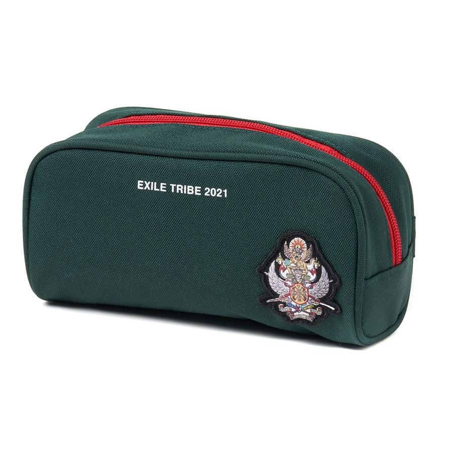 EXILE TRIBE EMBLEM Pouch 詳細画像 Green 1