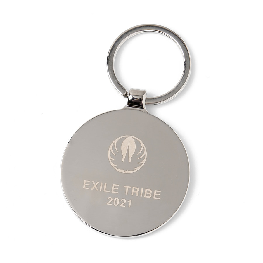 EXILE TRIBE EMBLEM Key Holder 詳細画像 Green 1
