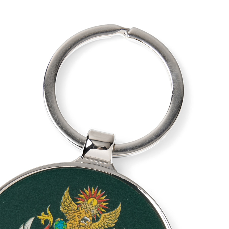 EXILE TRIBE EMBLEM Key Holder 詳細画像 Green 2