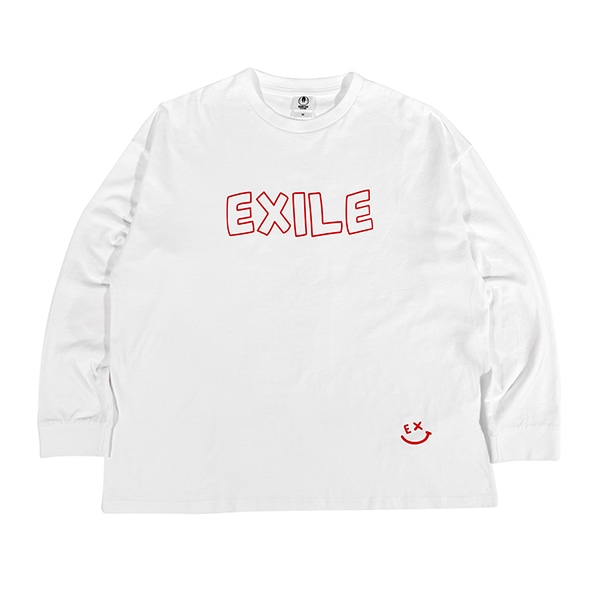 RISING SUN TO THE WORLD ロングスリーブTシャツ/EXILE