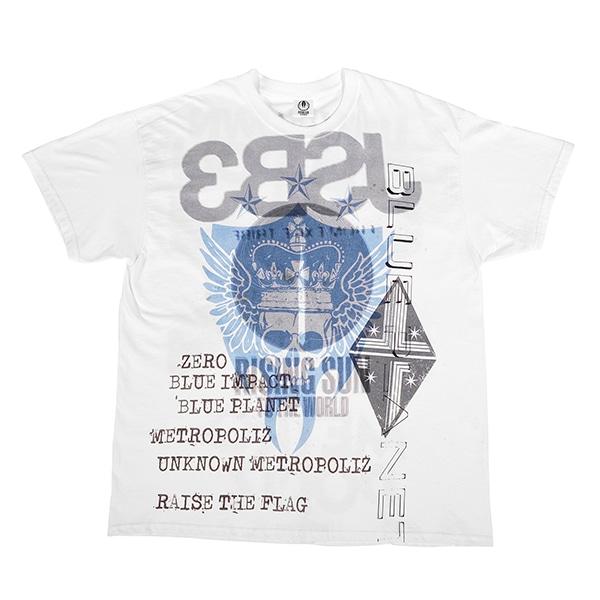 RISING SUN TO THE WORLD LIVE COSTUME Tee SS/三代目 J SOUL BROTHERS