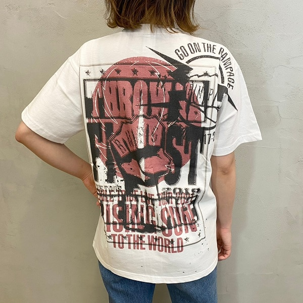 RISING SUN TO THE WORLD LIVE COSTUME Tee SS/THE RAMPAGE 詳細画像