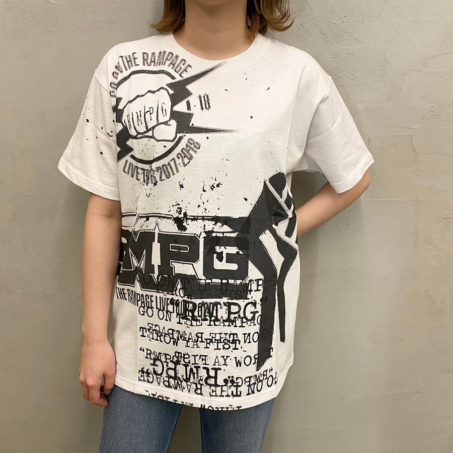 RISING SUN TO THE WORLD LIVE COSTUME Tee SS/THE RAMPAGE 詳細画像 Other 2