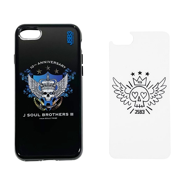 三代目 J SOUL BROTHERS 10th ANNIVERSARY iPhoneケース/6/7/8/SE