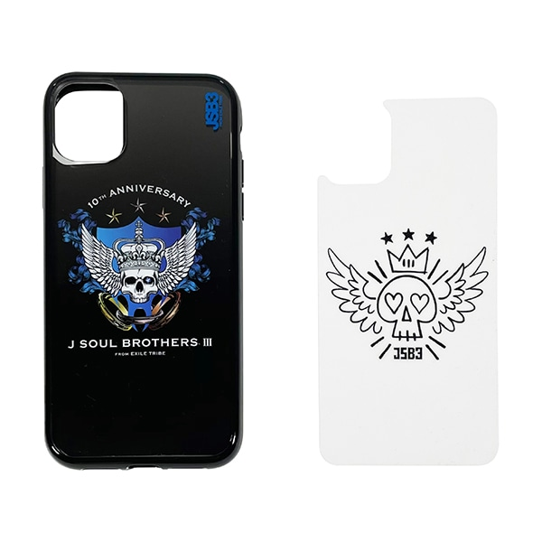 三代目 J SOUL BROTHERS 10th ANNIVERSARY iPhoneケース/11