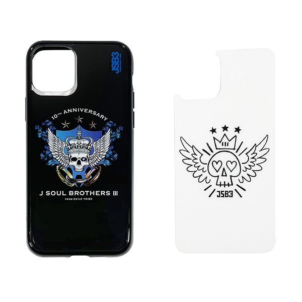 三代目 J SOUL BROTHERS 10th ANNIVERSARY iPhoneケース/11 Pro