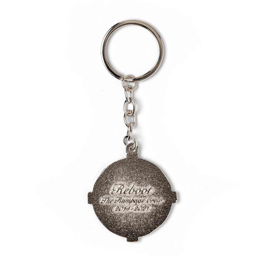 REBOOT Metal Key Chain 詳細画像 Other 1