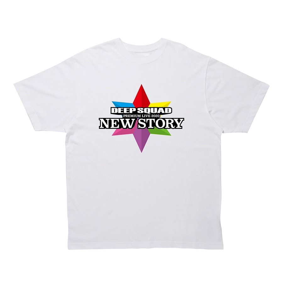 NEW STORY Tee SS 詳細画像 White 1