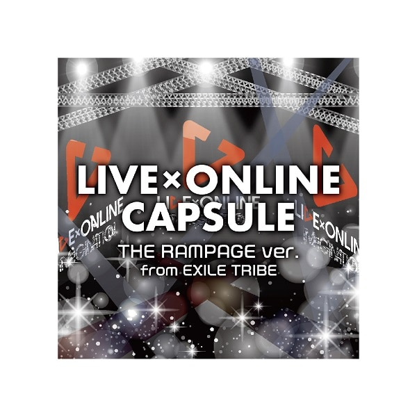 LIVE×ONLINE IMAGINATION ver. CAPSULE/THE RAMPAGE