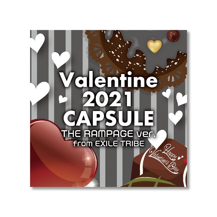 Valentine 2021 CAPSULE/THE RAMPAGE 詳細画像 Other 1