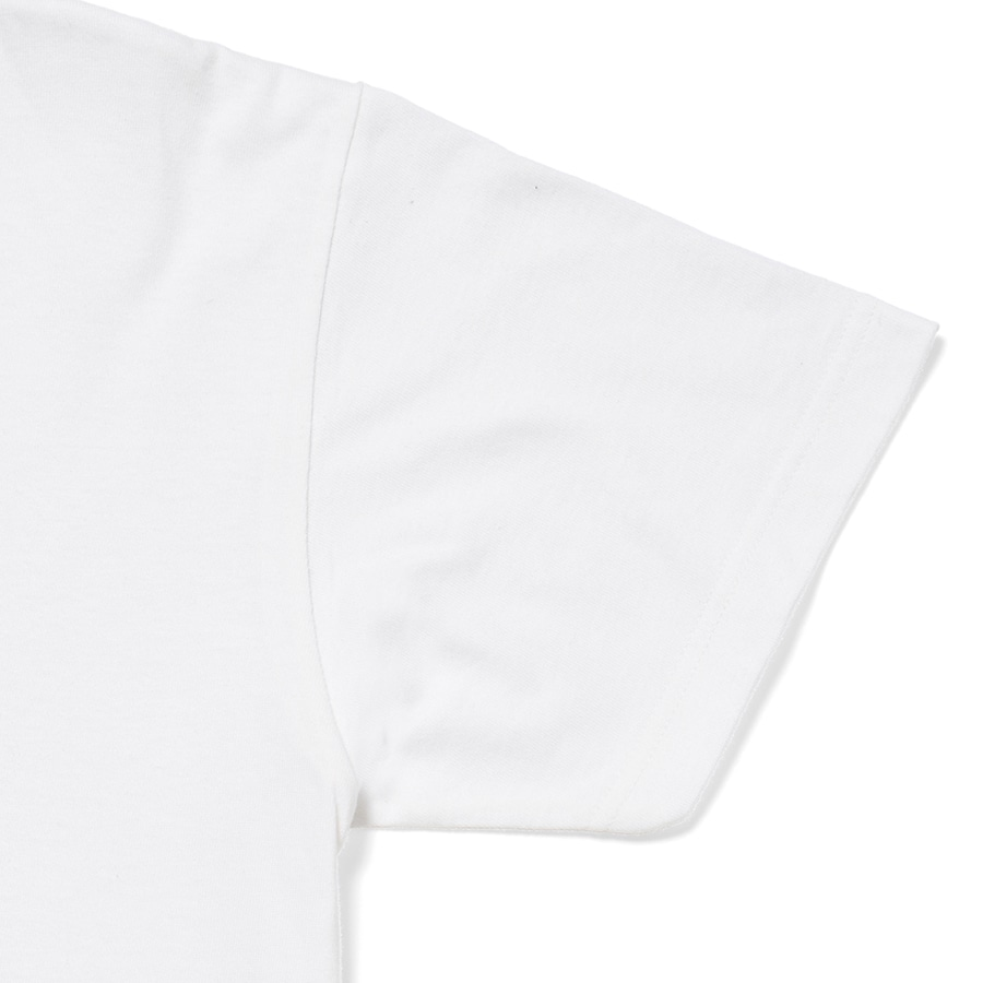 BUGS SKATE BOARDING T SHIRT Adult 詳細画像 White 3