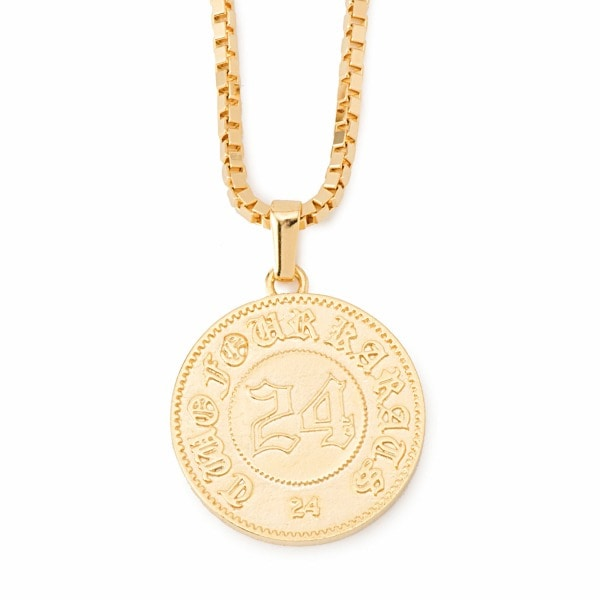 24 STYLE Coin Necklace