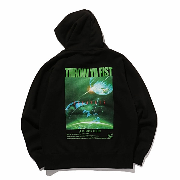 THROW YA FIST Hoodie