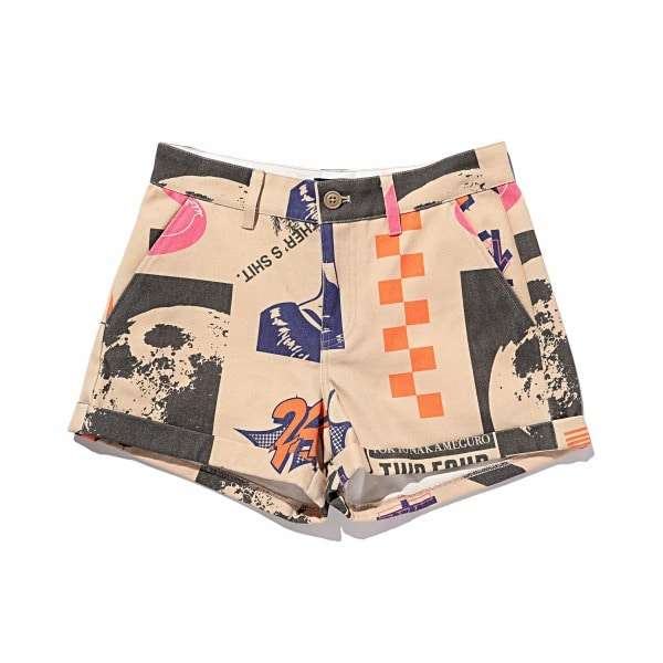 Paraiso Short Pants