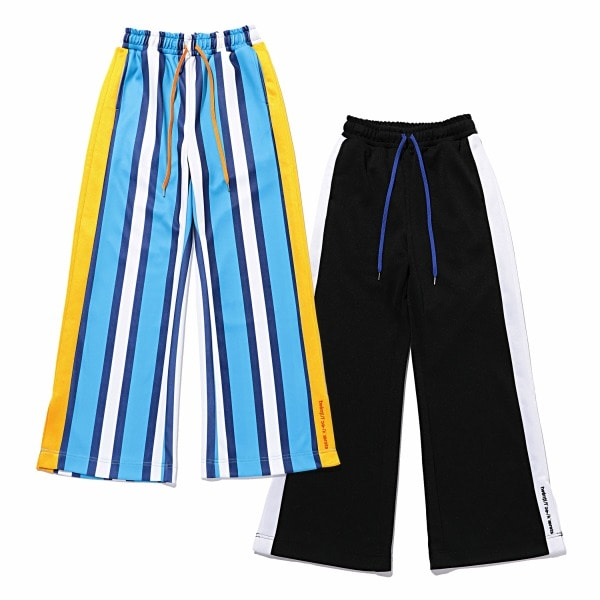 Smooth Wide Track Pants 詳細画像