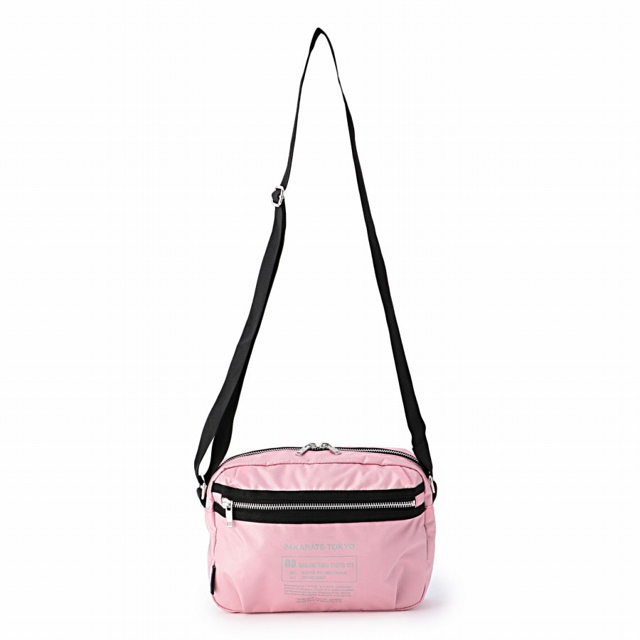 Reflector Print Shoulder Bag 詳細画像 Pink 3