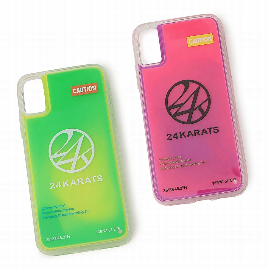 Neonsand iPhone Case X 詳細画像 Purple 5