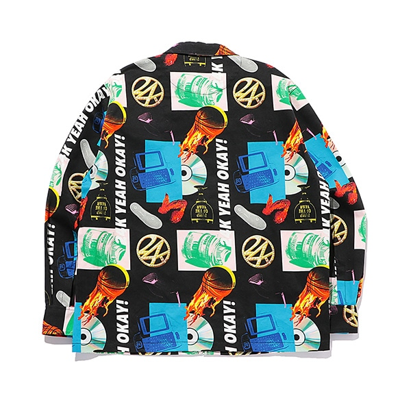 00s Drizzler JKT 詳細画像
