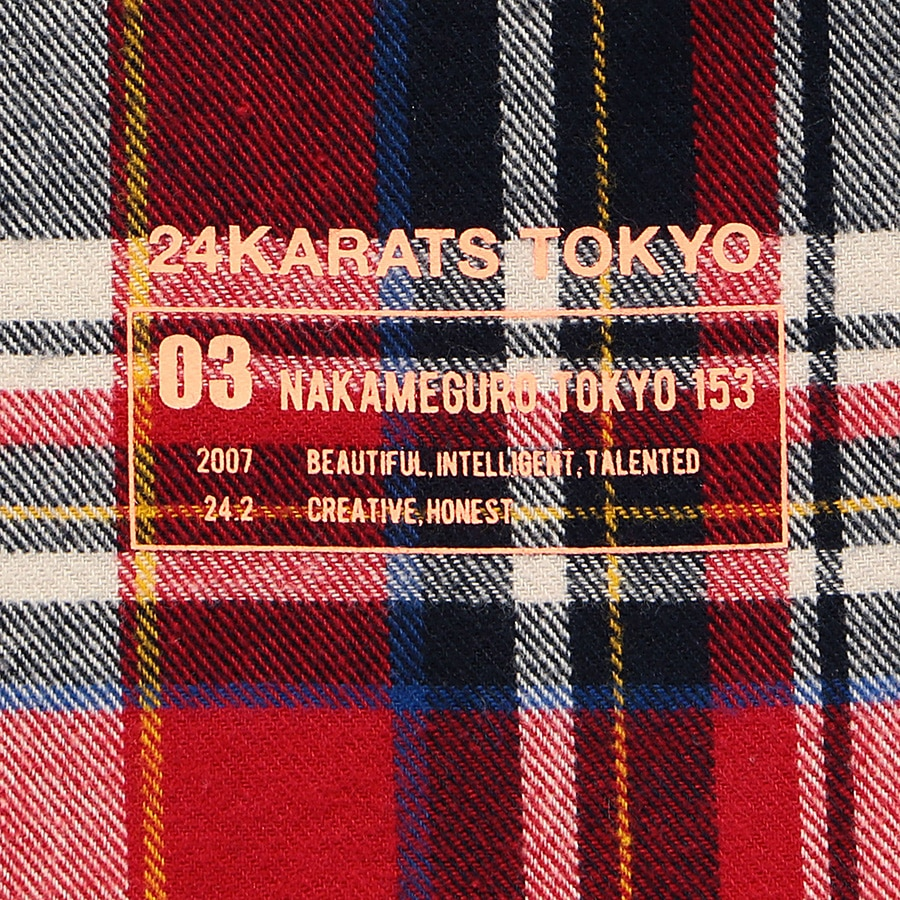 Multi Check Eazy Pants 詳細画像 Blue 6