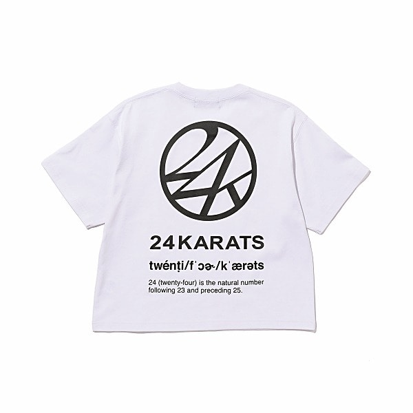 Simple Logo Tee SS