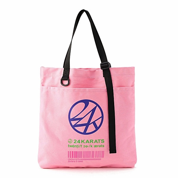 Mill Spec Logo Tote Bag