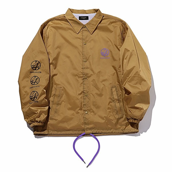 New Classic Coach Jacket