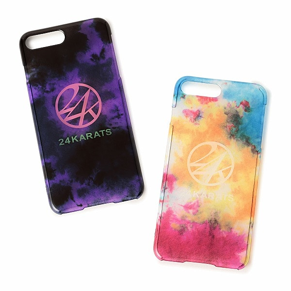 Tie Dye Print iPhone Case Plus 6/6s/7/8 詳細画像