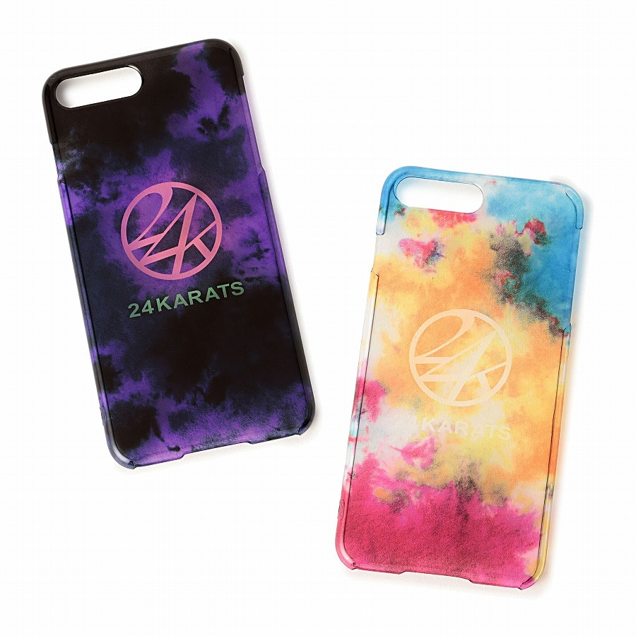Tie Dye Print iPhone Case Plus 6/6s/7/8 詳細画像 Multi 5