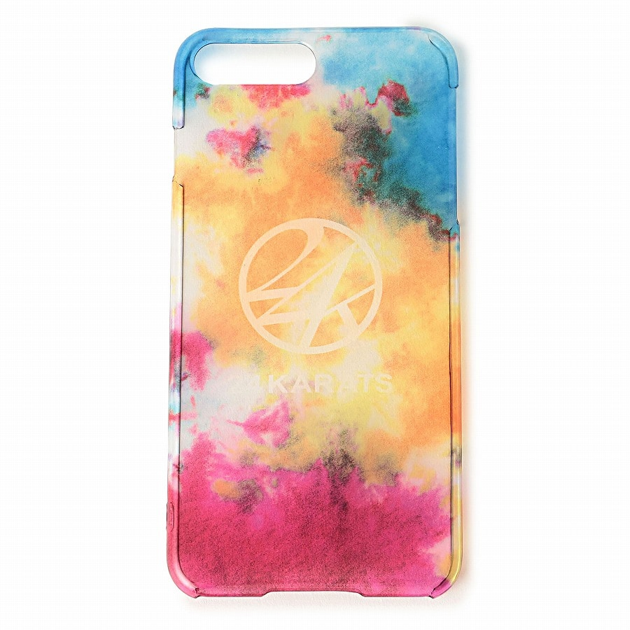 Tie Dye Print iPhone Case Plus 6/6s/7/8 詳細画像 Multi 1
