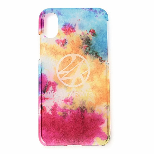 Tie Dye Print iPhone Case X/XS
