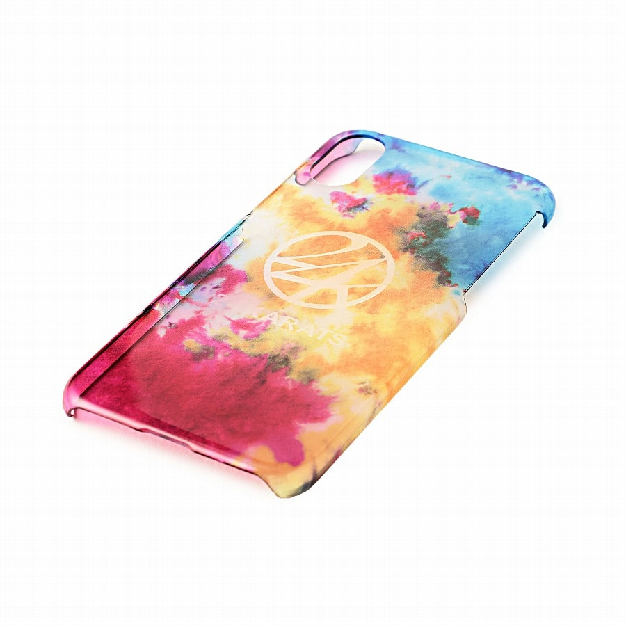 Tie Dye Print iPhone Case X/XS 詳細画像 Multi 2