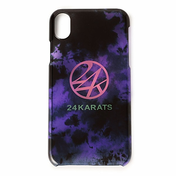 Tie Dye Print iPhone Case  XR