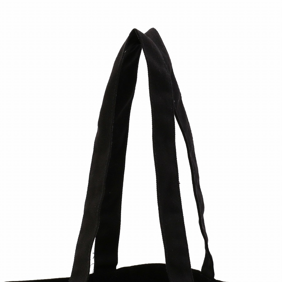Apple Logo Tote Bag 詳細画像 Black 7