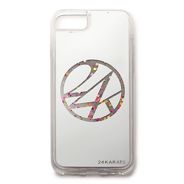 Multi Glitter iPhone Case