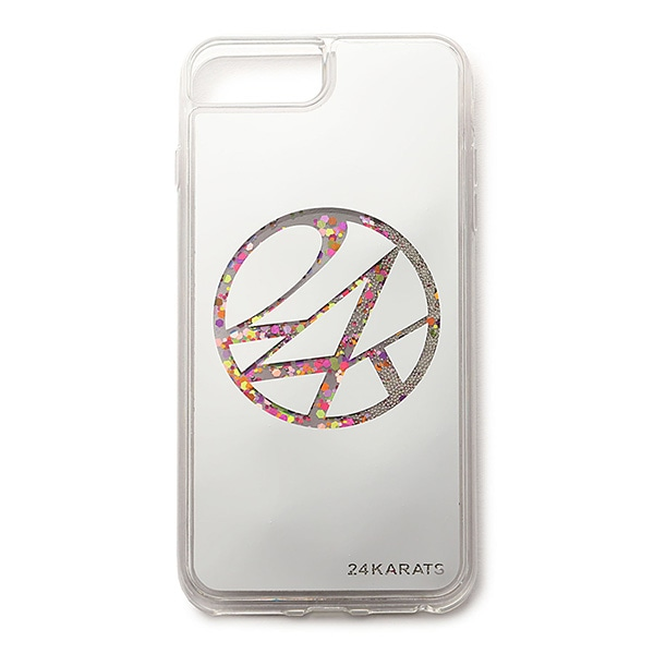 Multi Glitter iPhone Case Plus