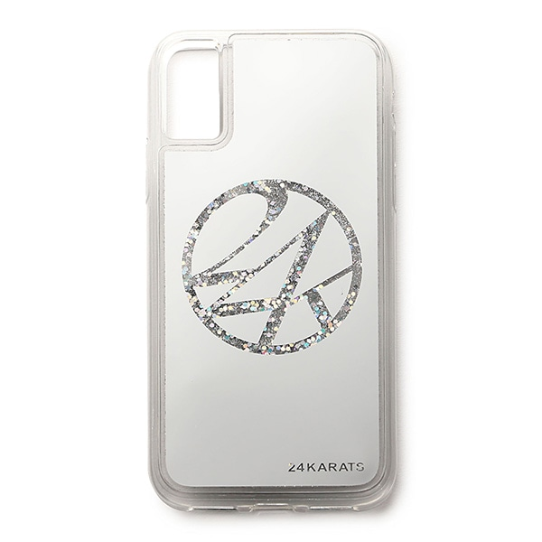Multi Glitter iPhone Case X/XS