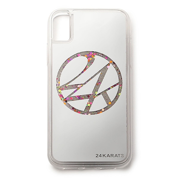 Multi Glitter iPhone Case XR