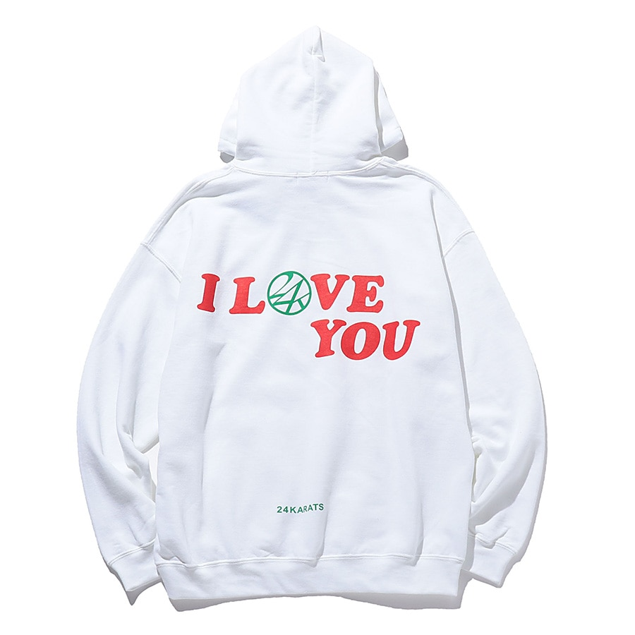Holiday Hoodie 詳細画像 White 7