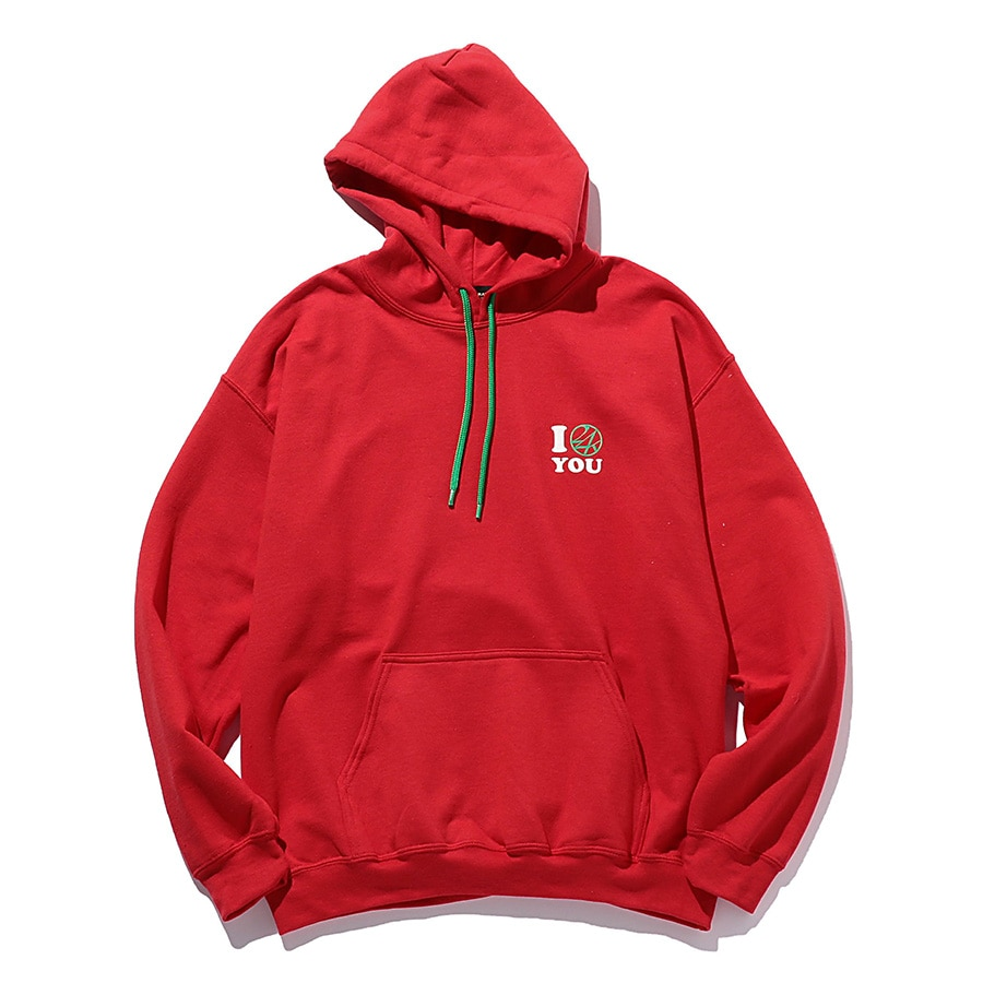 Holiday Hoodie 詳細画像 Red 1