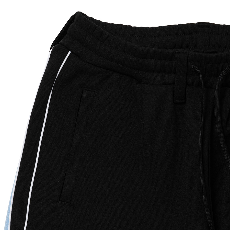 Two Faced Track Pants 詳細画像 Black 3
