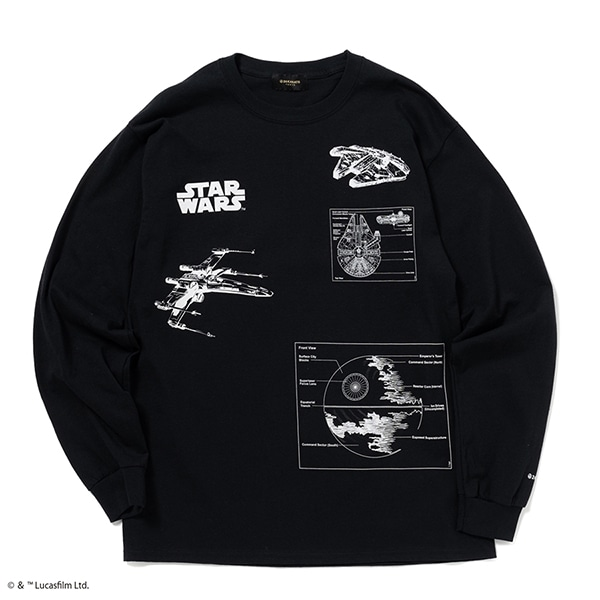 STAR WARS Tee LS
