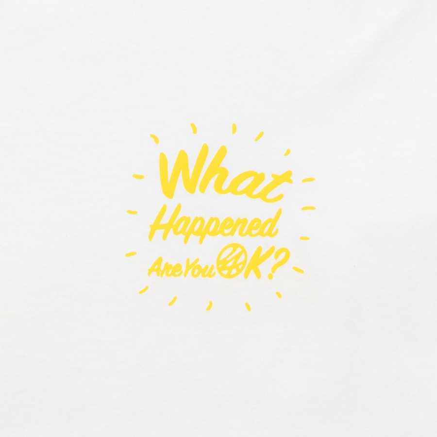 Good Will Tee SS 詳細画像 Yellow 2
