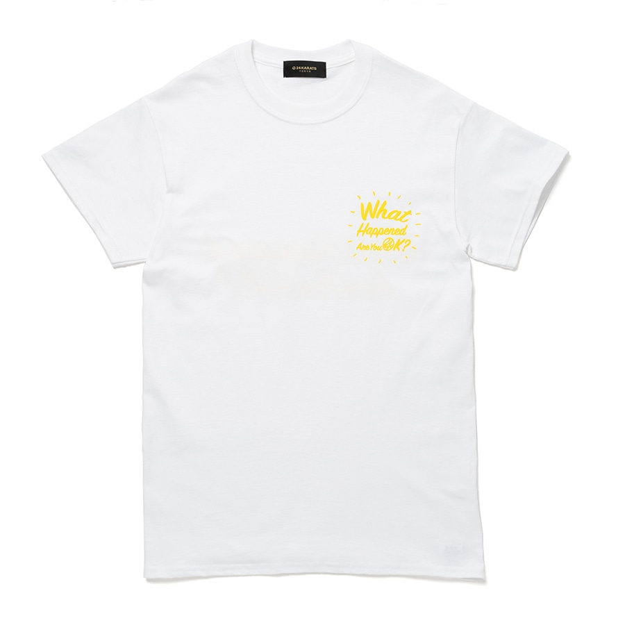 Good Will Tee SS 詳細画像 White 1