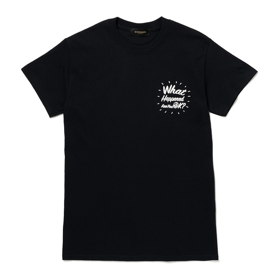 Good Will Tee SS 詳細画像 Black 1
