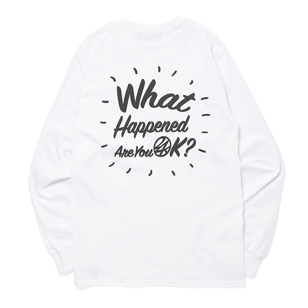 Good Will Tee LS 詳細画像