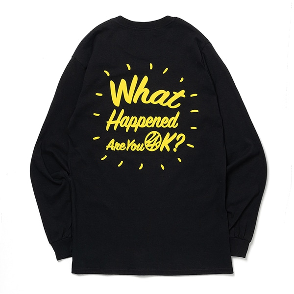 Good Will Tee LS